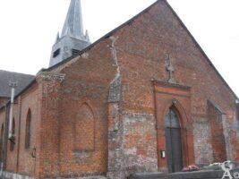 L'église - Contributeur : Jean Legrand