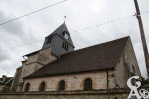 L'église - Contributeur : N.Gilbert