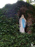 Grotte Notre-Dame de Lourdes près de l'église - Contributeur : M.Trannois