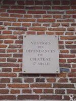 Plaque située sur la mairie - Contributeur : Bernard Hutin