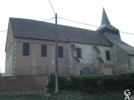 L'église - Contributeur : G. Destré