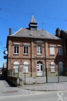 L'ancienne mairie de Flavigny-le-Petit - Contributeur : A.Demolder