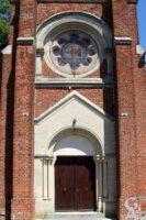 Portail de l'église - Contributeur : A.Demolder