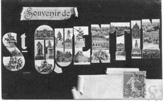 Souvenir de Saint-Quentin - Contributeur : Christiane Wery