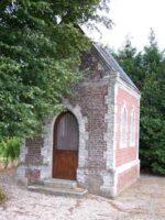 Chapelle de la Vierge sur la route de Vaux-En-Vermandois  - Contributeur : S. Sartori