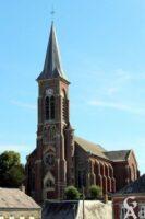 L'église - Contributeur : André Demolder