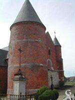 L'église fortifiée - Contributeur : G.Destré