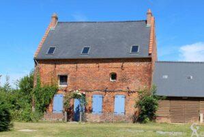 Maison très ancienne - Contributeur : A.Demolder