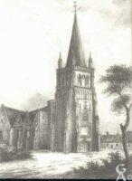 L'église avant 1914 - Contributeur : Sébastien Sartori