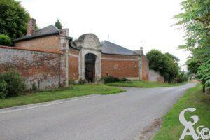 Portail du château - Contributeur : A.Demolder