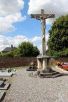 Calvaire du cimetière - Contributeur : A.Demolder