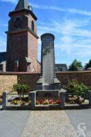 Monument aux morts - Contributeur : M.Trannois