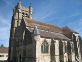 L'église  - Contributeur : G.Cresseaux
