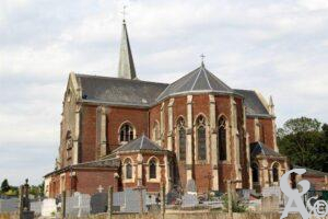 Abside de l'église - Contributeur : A. Demolder