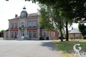 Place de l'hôtel de ville - Contributeur : A. Demolder