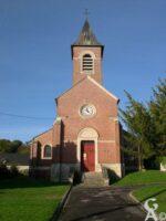 L'église - Contributeur : C. et A. Rousselle