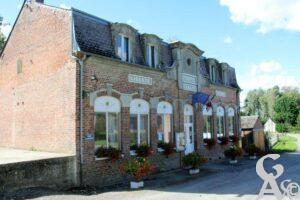 Mairie  - Contributeur : A. Demolder