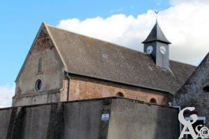 Eglise - Contributeur : A.Demolder