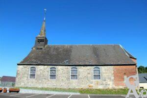 L'église - Contributeur : A.Demolder