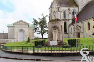 Square du monument aux morts - Contributeur : A.Demolder
