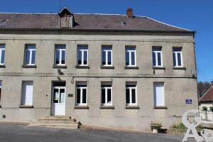 Mairie (Ancienne école) - Contributeur : A.Demolder