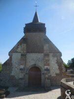 L'église de Pont-à-Bucy - Contributeur : JP. Brazier