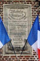 Inscription Mairie - Contributeur : A.Demolder