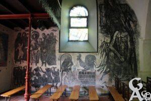 Fresque - Contributeur : A.Demolder