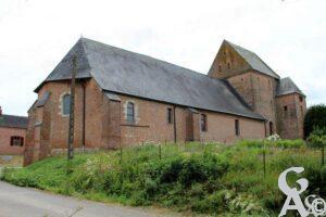 Choeur de l'église - Contributeur : A.Demolder