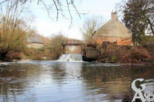 Ancien moulin - Contributeur : A.Demolder
