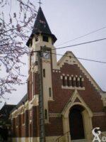 L'église - Contributeur : M-A. Schioppa