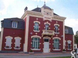 La mairie - Contributeur : M. Trannois