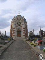 Chapelle néogothique 1866 donnée par Viefville - Contributeur : M.Nivelet