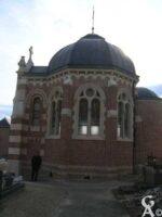 Vue latérale de la chapelle - Contributeur : M.Nivelet