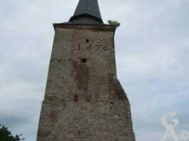 Le clocher - Contributeur : O.Dufour