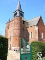 L'église - Contributeur : A. et M. Nivelet