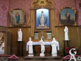 Intérieur de l'église - Contributeur : M.Nivelet