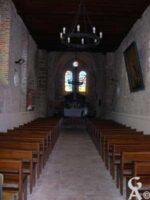 Intérieur de l'église - Contributeur : Natty