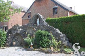 Grotte de Lourdes - Contributeur : M.trannois