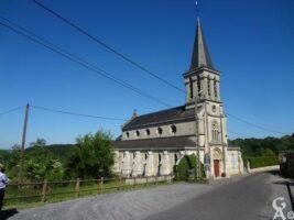 L'église - Contributeur : Jean-Marc Dubois