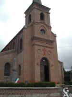 Devanture de l'église - Contributeur : Guy Destré