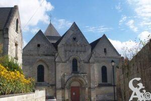 L'église Saint-Sauveur - Contributeur : Sébastien Sartori