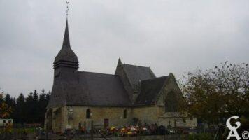 L'église - Contributeur : Marie agnès Schioppa