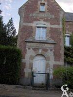 Ancienne poste de Manicamp, fermée fin des années 1960 début 1970 - Contributeur : S Sartori
