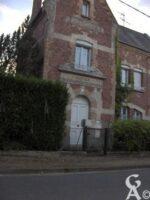 Ancienne poste de Manicamp, fermée fin des années 60 début 70 - Contributeur : S Sartori