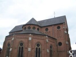 L'abside - Contributeur : S Sartori