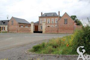 Carrefour rue du château, rue du Col Lesur - Contributeur : A.Demolder