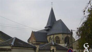 Une vue de l'église - Contributeur : M.A. Schioppa