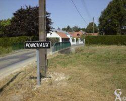 Hameau de Ponchaux - Contributeur : Claude Michel
