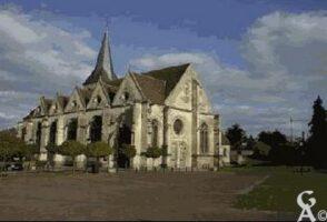L'église - Contributeur : Claude Fauquembergue